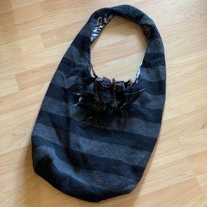 Alice & Olivia - knit shoulder bag